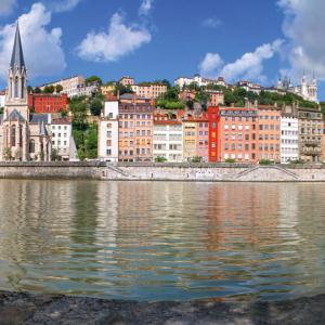 Quais de Saône © X. Beguet / Zefoto